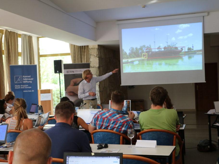 Eighth BIRN Summer School Opens in Croatia