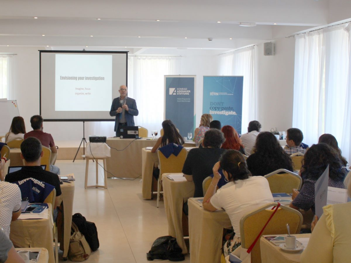 Data Leaks and Ship Tracking: BIRN's 10th Summer School Begins