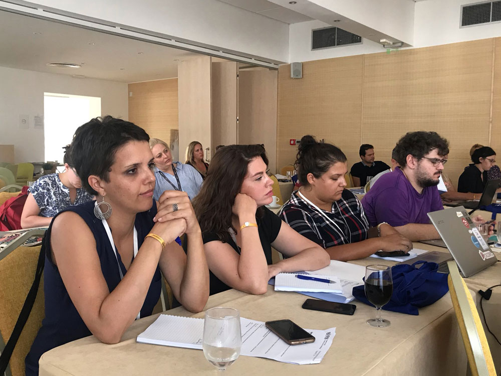BIRN Summer School: Pitching Stories and Interviewing Extremists