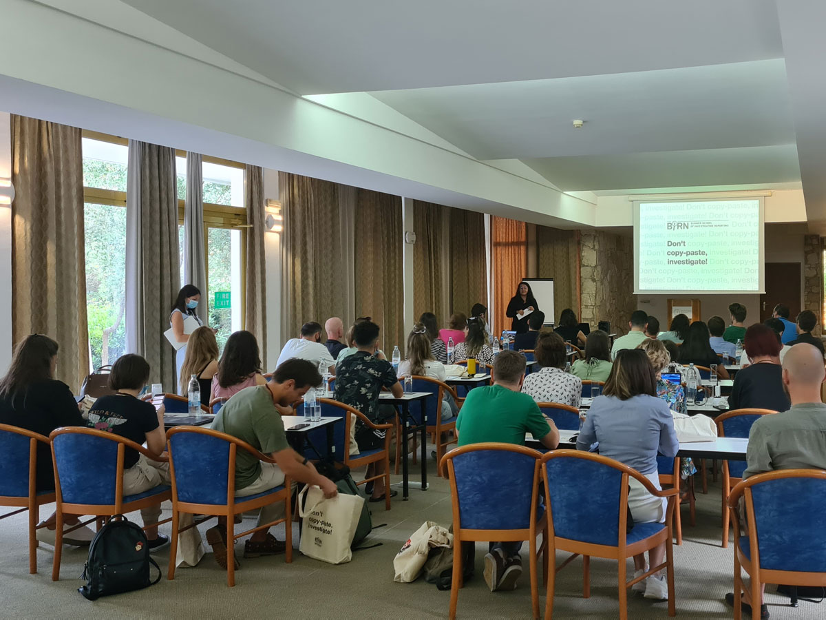 BIRN's Investigative Summer School 2021 Opens in Croatia