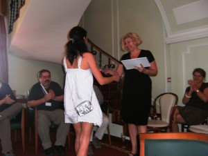 diploma andreea caprescu